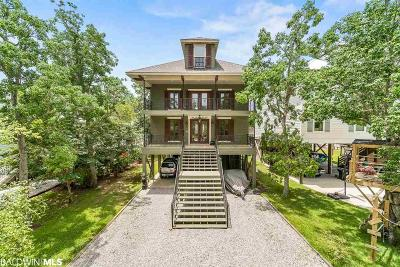 Fairhope Single Family Home For Sale: 12501 County Road 1