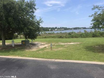 Sunset Bay At Bon Secour Residential Lots & Land For Sale: 25 Lafitte Blvd