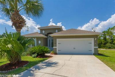 Orange Beach Single Family Home For Sale: 25183 Windward Place