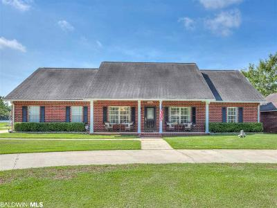 Baldwin County Single Family Home For Sale: 20291 Sweetwater Lp