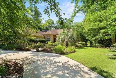 Daphne Single Family Home For Sale: 682 Deer Avenue