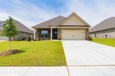 Fairhope Single Family Home For Sale: 912 Charleston Loop