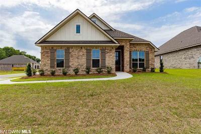 Fairhope Single Family Home For Sale: 904 Charleston Loop