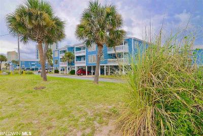 Gulf Shores Condo/Townhouse For Sale: 1872 W Beach Blvd #J104