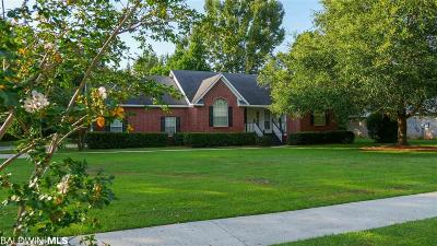 Fairhope Single Family Home For Sale: 9907 Glover Court