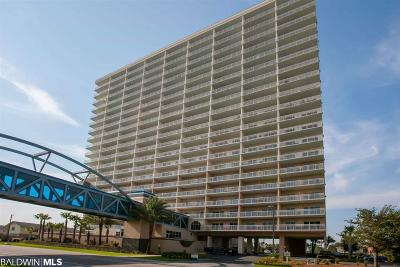 Gulf Shores Condo/Townhouse For Sale: 1010 W Beach Blvd #203