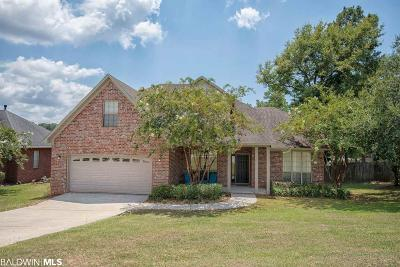 Spanish Fort Single Family Home For Sale: 30489 Westminster Gates Drive
