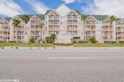 Gulf Shores Condo/Townhouse For Sale: 572 E Beach Blvd #216