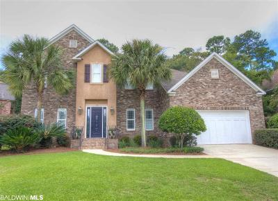 Fairhope Single Family Home For Sale: 144 Sandy Shoal Loop