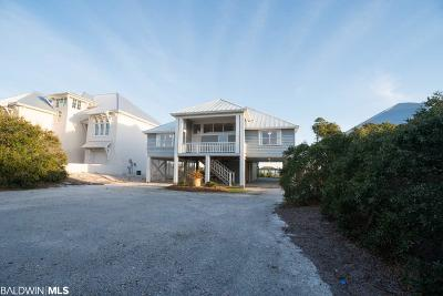 Orange Beach Single Family Home For Sale: 32780 River Road