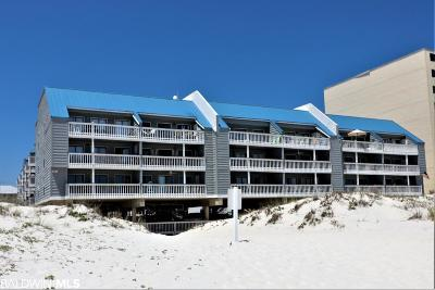 Gulf Shores Condo/Townhouse For Sale: 317 E Beach Blvd #301C