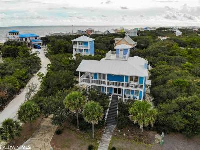 Gulf Shores Single Family Home For Sale: 7120 Kiva Way
