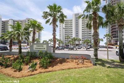 Orange Beach Condo/Townhouse For Sale: 26750 Perdido Beach Blvd #102
