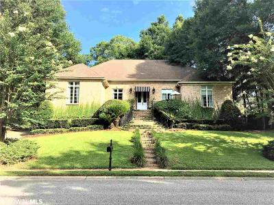 Fairhope Single Family Home For Sale: 224 North Circle