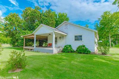 Baldwin County Single Family Home For Sale: 15780 Camellia Road