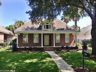Fairhope Single Family Home For Sale: 6402 Willowbridge Drive