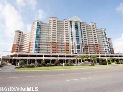 Gulf Shores Condo/Townhouse For Sale: 455 E Beach Blvd #1001