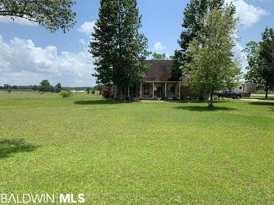 Robertsdale Single Family Home For Sale: 20940 County Road 64