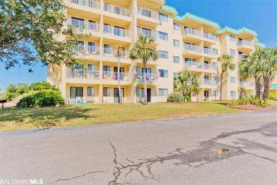 Gulf Shores, Orange Beach Condo/Townhouse For Sale: 400 Plantation Road #4214