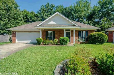 Fairhope Single Family Home For Sale: 119 Spring Park Drive