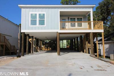 Orange Beach Single Family Home For Sale: 5525 Bear Point Avenue