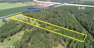 Robertsdale Residential Lots & Land For Sale: 27770 Baldwin Beach Express