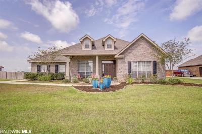Gulf Shores Single Family Home For Sale: 605 Royal Troon Circle