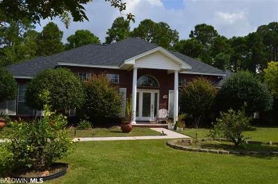 Baldwin County Single Family Home For Sale: 616 Magnolia Circle