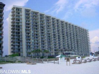 Condo/Townhouse For Sale: 24400 Perdido Beach Blvd #1217