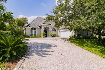 Ono Island Single Family Home For Sale: 31504 Pine Run Drive