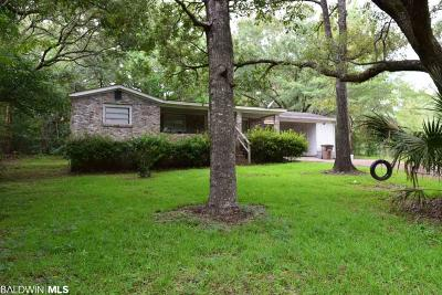 Mobile County Single Family Home For Sale: 1725 Myland Avenue