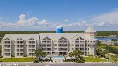 Orange Beach Condo/Townhouse For Sale: 25805 Perdido Beach Blvd #308