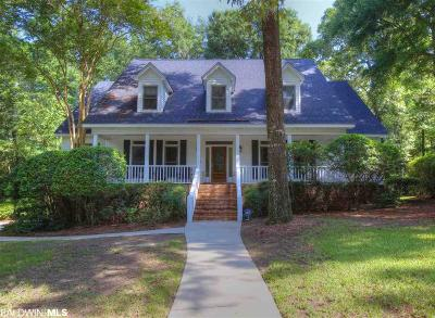 Daphne Single Family Home For Sale: 401 McAdams Avenue
