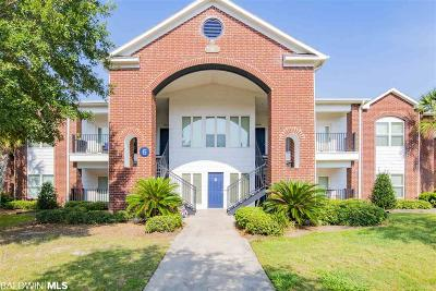 Gulf Shores Condo/Townhouse For Sale: 20050 E Oak Road #612