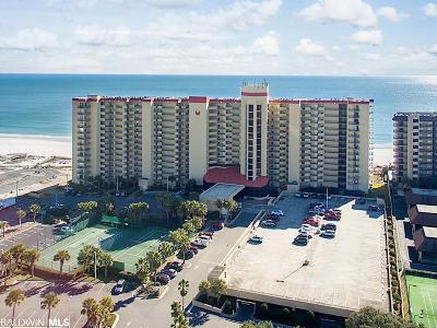 Orange Beach Condo/Townhouse For Sale: 24400 Perdido Beach Blvd #803