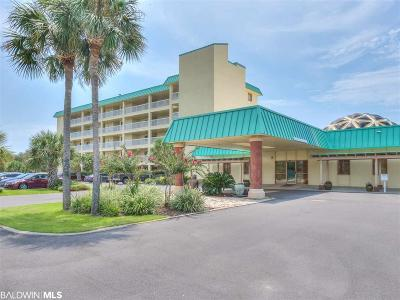 Gulf Shores Condo/Townhouse For Sale: 400 Plantation Road #4407