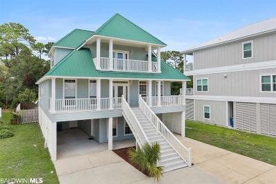 Orange Beach Single Family Home For Sale: 4137 Harbor Road