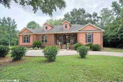 Mobile County Single Family Home For Sale: 2271 N McVay Dr