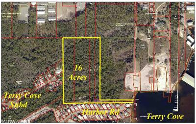 Orange Beach Residential Lots & Land For Sale: Terry Cove Drive