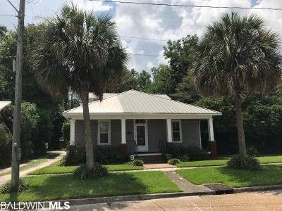 Mobile County Single Family Home For Sale: 2055 Granger Street