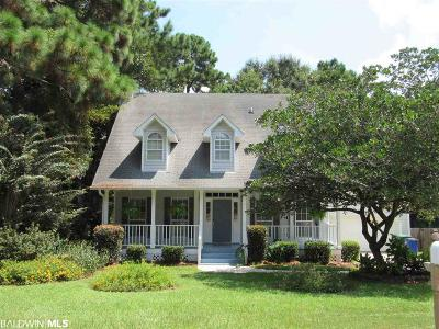 Daphne Single Family Home For Sale: 112 Chatam Loop
