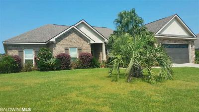 Foley Single Family Home For Sale: 14597 Troon Drive