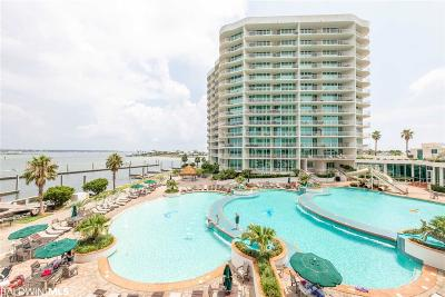 Orange Beach Condo/Townhouse For Sale: 28105 Perdido Beach Blvd #C207