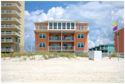 Gulf Shores Condo/Townhouse For Sale: 913 W Beach Blvd #A-1