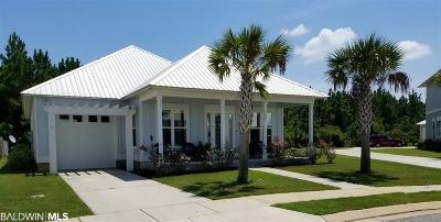Orange Beach Single Family Home For Sale: 4922 Cypress Loop