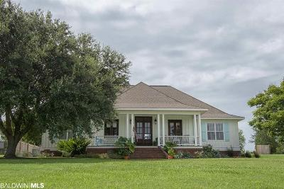 Fairhope Single Family Home For Sale: 12865 Saddlebrook Circle