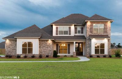 Fairhope AL Single Family Home For Sale: $495,519
