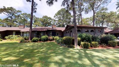 Fairhope Single Family Home For Sale: 18085 Quail Run #7B