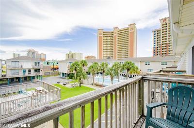Gulf Shores AL Condo/Townhouse For Sale: $249,900