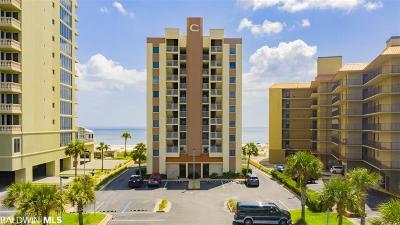 Gulf Shores Condo/Townhouse For Sale: 517 E Beach Blvd #1A